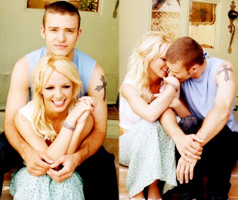 Justin-Timberlake-Britney-Spears