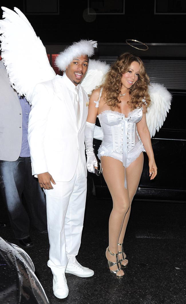 mariah-carey-halloween-costumes  sc 1 st  weddingguideline - WordPress.com & Celeb Coupleu0027s Halloween Costumes- Best Couple Costumes Ideas ...