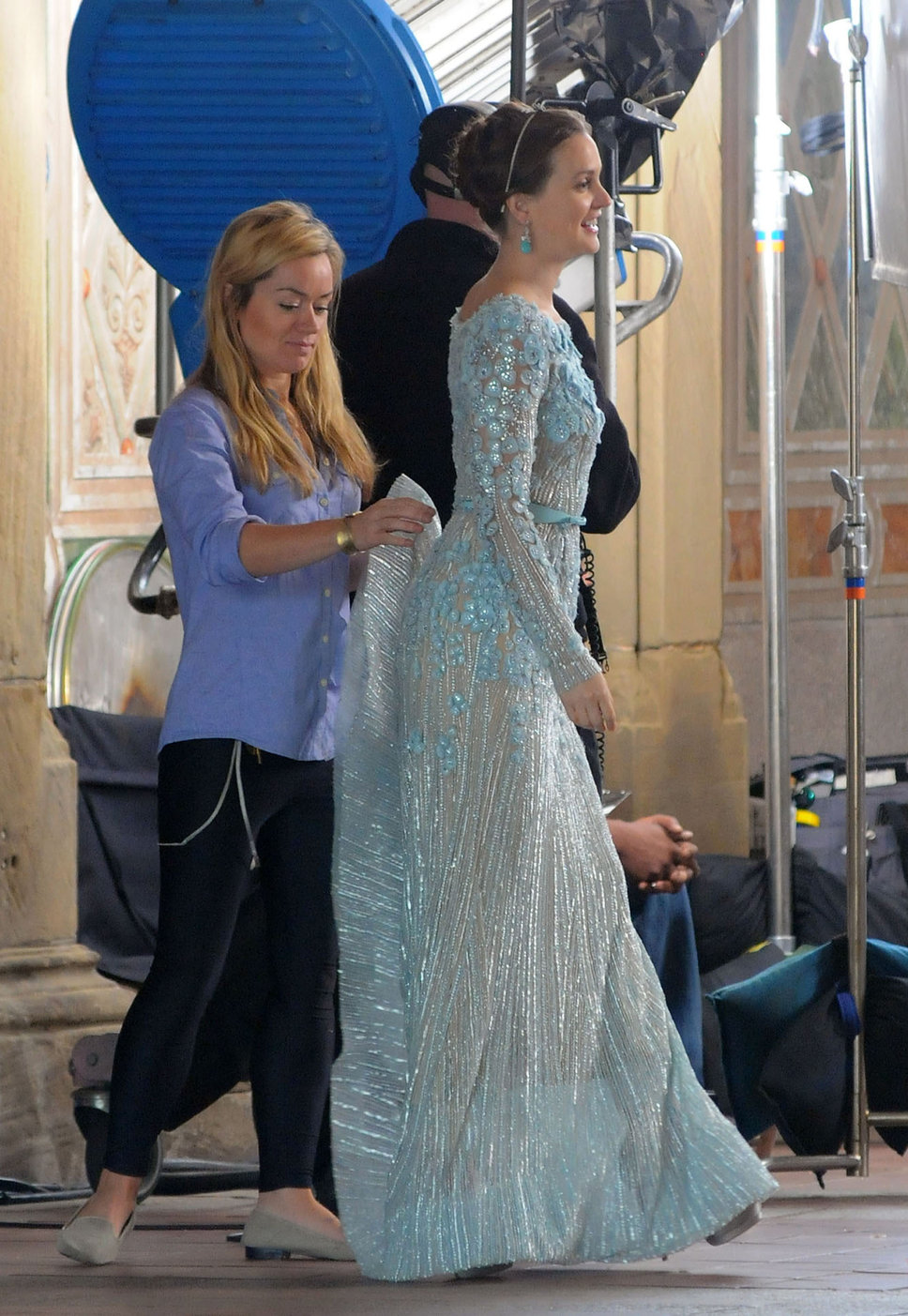 Blake Lively Wedding Dress