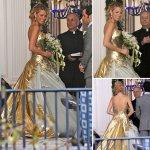 Gold-wedding-dresses-2013